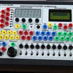 Микроконтроллер Atmega32 и устройства ввода-вывода