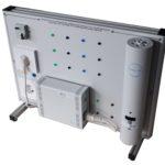 Учебно-лабораторный стенд «Аттестация объектов информатизации по требованиям защиты  от утечек по электрическому каналу»