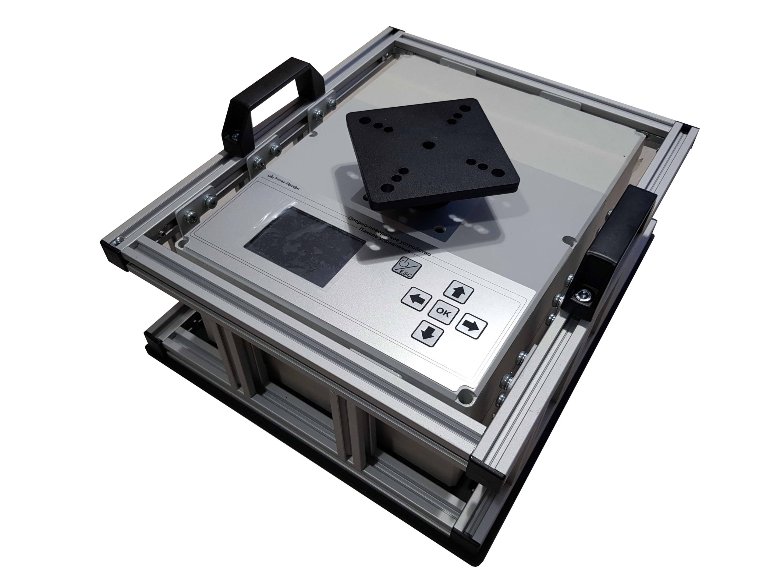 Точное опорно-поворотное устройство для антенных устройств