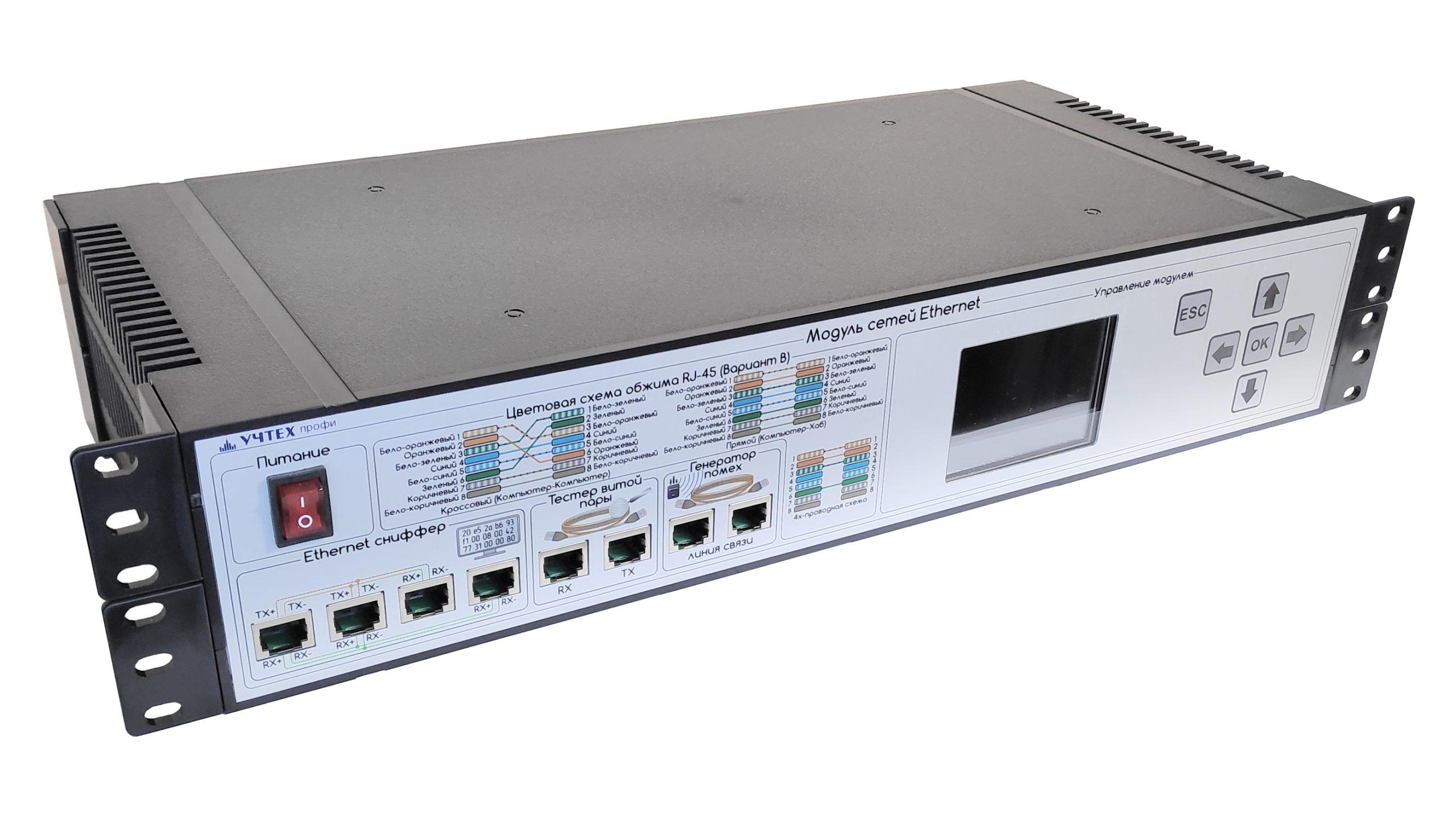Модуль сетей Ethernet