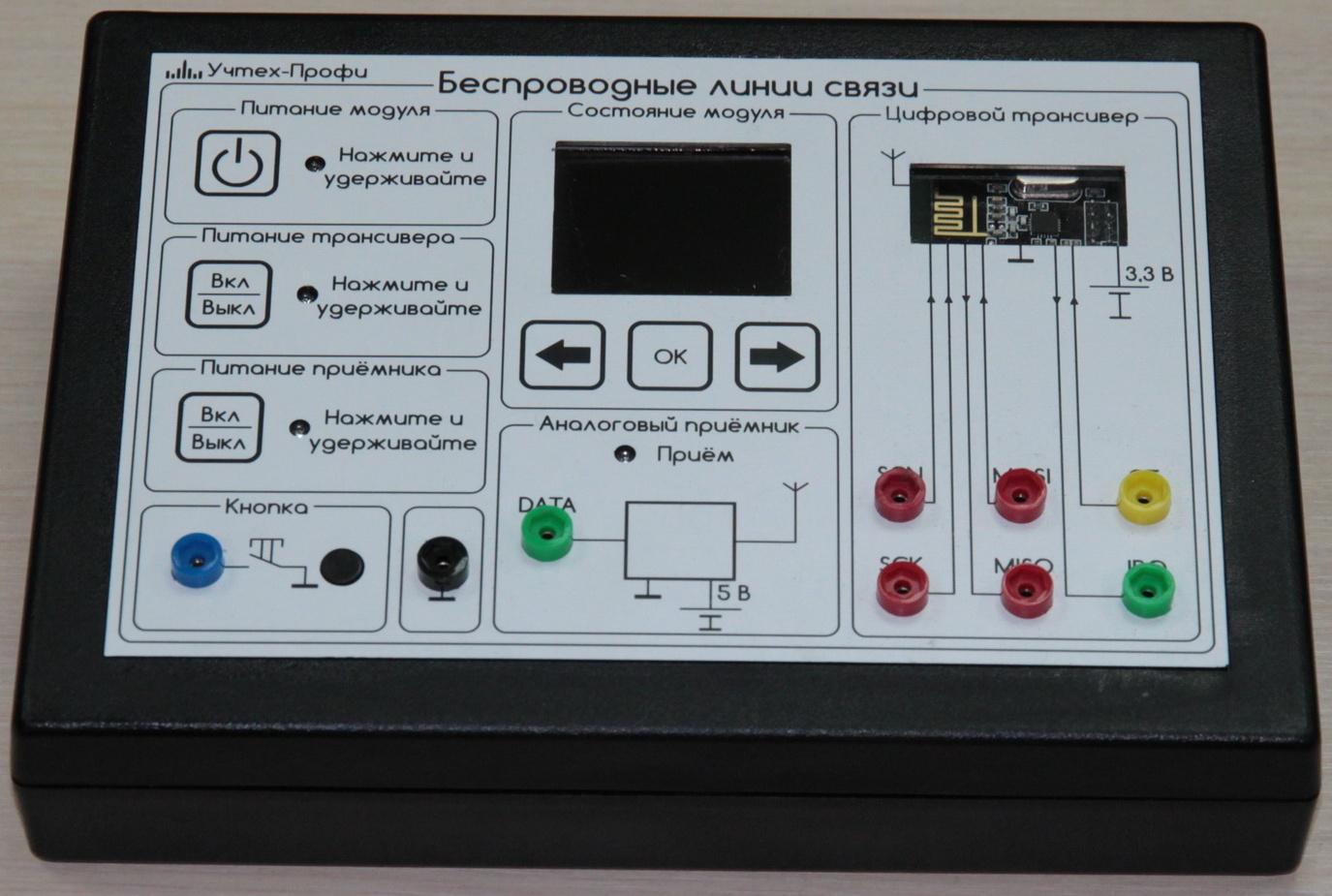 Беспроводные аналоговые и цифровые линии связи